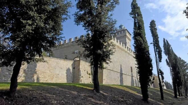 Rocca delle Caminate