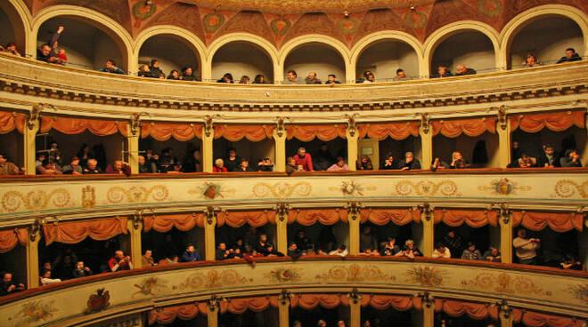 Teatro Goldoni di Bagnacavallo