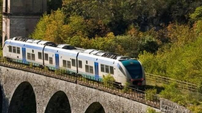 Treno di Dante - immagine di repertorio