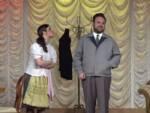 Una scena da Un marid e do valis (immagine tratta da un video sul sito ufficiale della Berton)