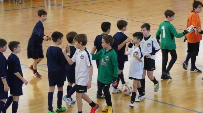 E' giunto alla 23esima edizione il Torneo di Natale, improntato al fair play ed ai genuini valori dello sport giovanile