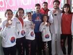 Gli atleti del Taekwondo Ravenna al torneo internazionale
