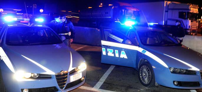 Gli uomini della Polizia Stradale di Rimini hanno vigilato sul rientro a casa dei numerosi turisti giunti per Capodanno
