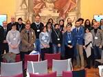 Gruppo del Progetto Europeo Adrireef a Palazzo Rasponi delle Teste