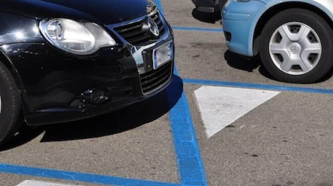 Il Pass permette la sosta su tutte le righe blu e accesso alla ZTL in orario 0-24