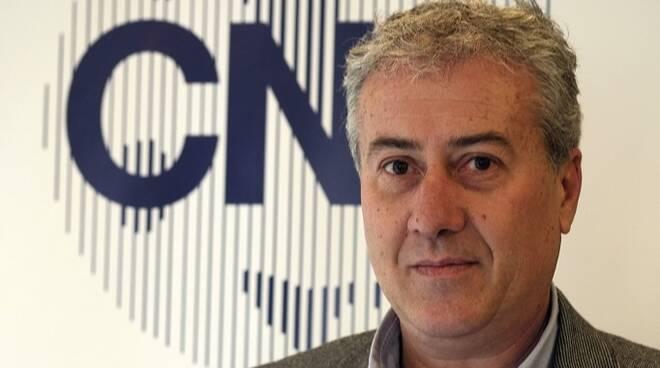 Il presidente di CNA Cesena Val Savio Sandro Siboni