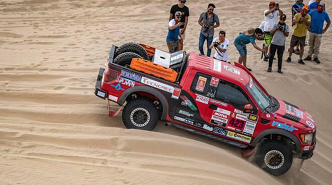 Il Raptor del Racing Team Le Fonti a Lima