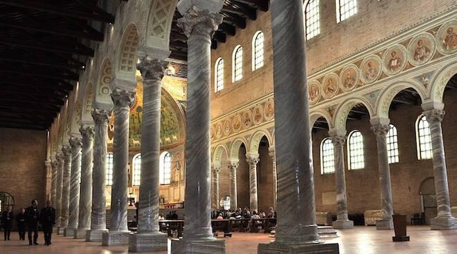 La Basilica di Classe: gli incassi sono passati da 528.000 euro nel 2017 a 718.000 euro nel 2018
