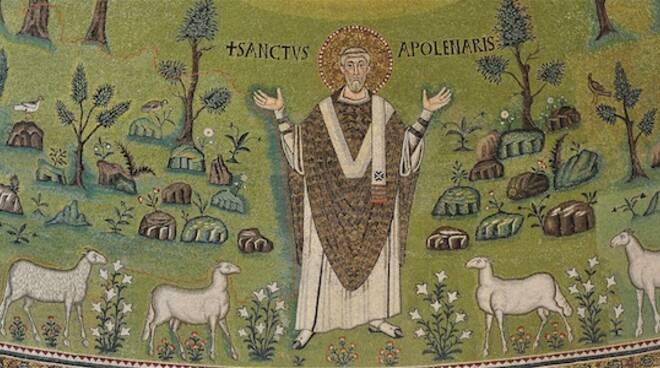 La Basilica di Sant'Apollinare in Classe, sito Unesco