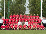 La prima squadra del Romagna RFC
