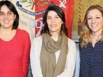 Michela Martini, Eleonora Proni e Caterina Tarlazzi