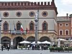 Piazza del Popolo, Ravenna (foto d'archivio)