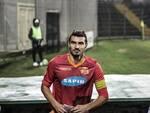 Tommaso Lelj capitano del Ravenna FC