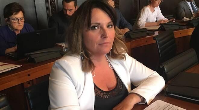 Veronica Verlicchi, Capogruppo de La Pigna