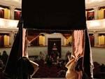 Visuale dal palco del teatro di Cervia