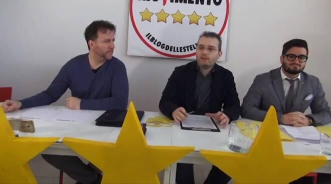 Daniele Vergini (al centro della foto)