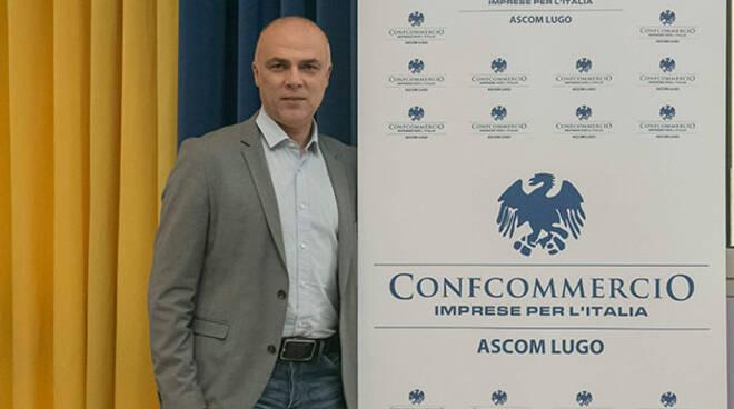 Fausto Mazzotti, presidente Confcommercio Ascom Lugo