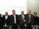 I relatori dell'incontro conclusivo