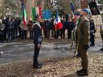 """Il sindaco Lucchi presente alla cerimonia del """"Giorno del Ricordo"""""""