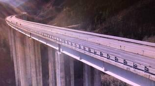 Il viadotto Puleto