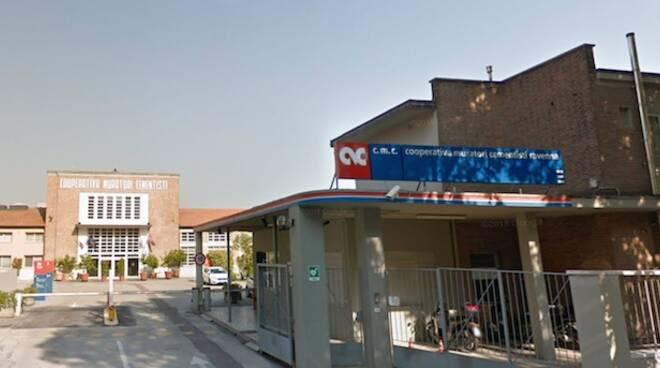 La sede della Cmc in Via Trieste
