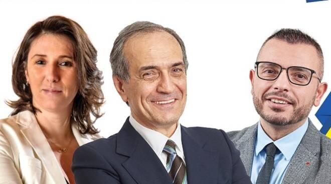 Rosaria Tassinari, Gian Luca Zattini e Daniele Mezzacapo
