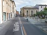 Via di Roma a Ravenna (fonte Google Maps)
