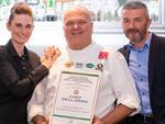 Daniele Baruzzi de L'Insolito Ristorante è Chef dell'anno (foto tratta da Facebook)
