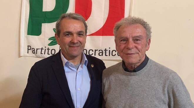 Gianni Grandu e Massimo Medri