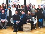 Il gruppo di lavoro della seconda fase di Coopstartup Romagna