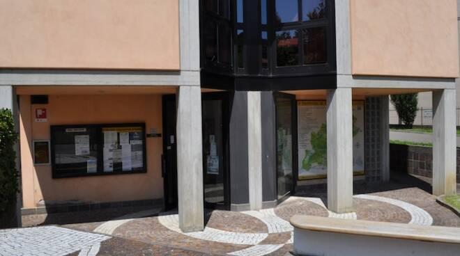 Il Municipio di Casola Valsenio