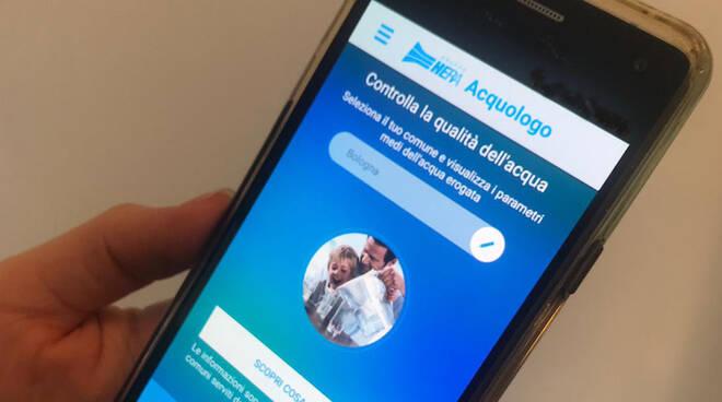 L'Acquologo, l'app di Hera scaricabile gratuitamente