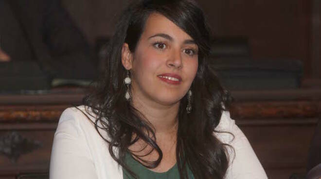 L'assessora alla pubblica istruzione Ouidad Bakkali