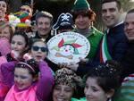 La parrocchia di San Rocco, vincitrice della sfilata di Carnevale
