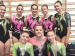 Le atlete di Edera Ravenna a Cesena