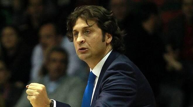 Marcelo Nicola, argentino classe 1971, naturalizzato spagnolo e con passaporto italiano, nuovo coach di Forlì
