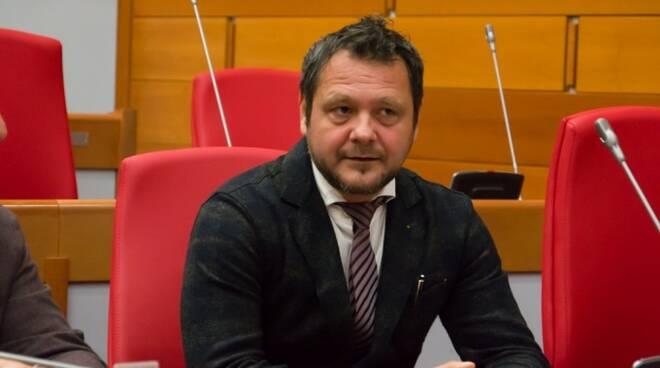 Massimiliano Pompignoli, consigliere regionale Lega Nord