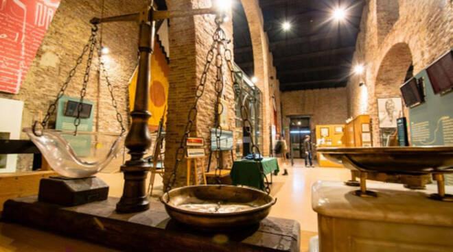 MUSA, museo del sale di Cervia