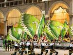 Sbandieratori del Rione Verde