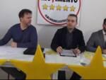 Simone Vergini, candidato sindaco a Forlì per i Cinquestelle