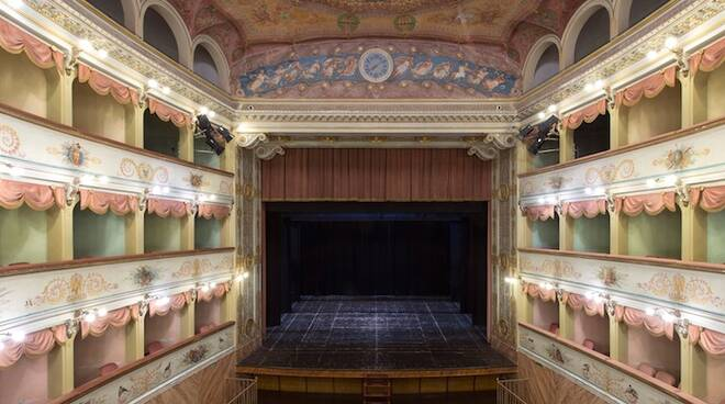 Teatro Goldoni a Bagnacavallo