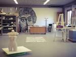 Un'aula dell'Accademia di Belle Arti di Ravenna (immagine di repertorio)
