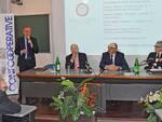 Uno scatto dal convegno. Mario Russomanno presenta i relatori
