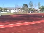 Campo di atletica a Cervia