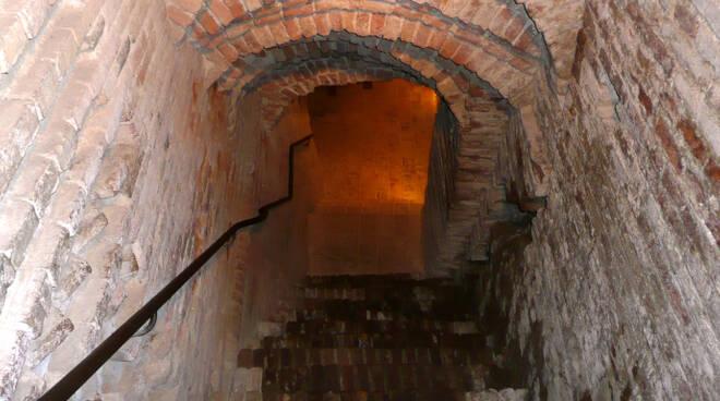 Cunicolo della Rocca di Riolo Terme