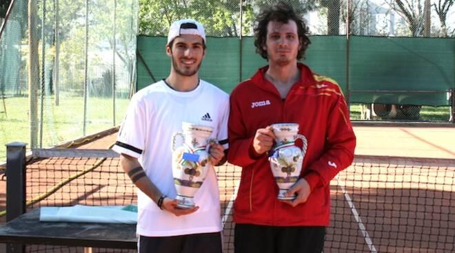 Da sinistra Alessandro Terranova e Jacopo Morolli