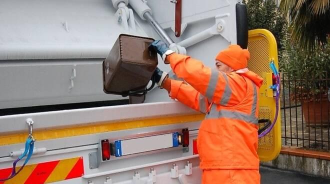 Dall'8 maggio saranno eliminati tutti i contenitori stradali dei rifiuti che verranno raccolti a domicilio
