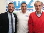 Filippo Lo Giudice, Daniele Mezzacapo e Gian Luca Zattini.