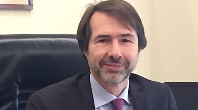 Il direttore di Confcommercio Ravenna Giorgio Guberti