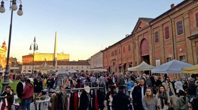 Il Lugo Vintage Festival in una edizione precedente